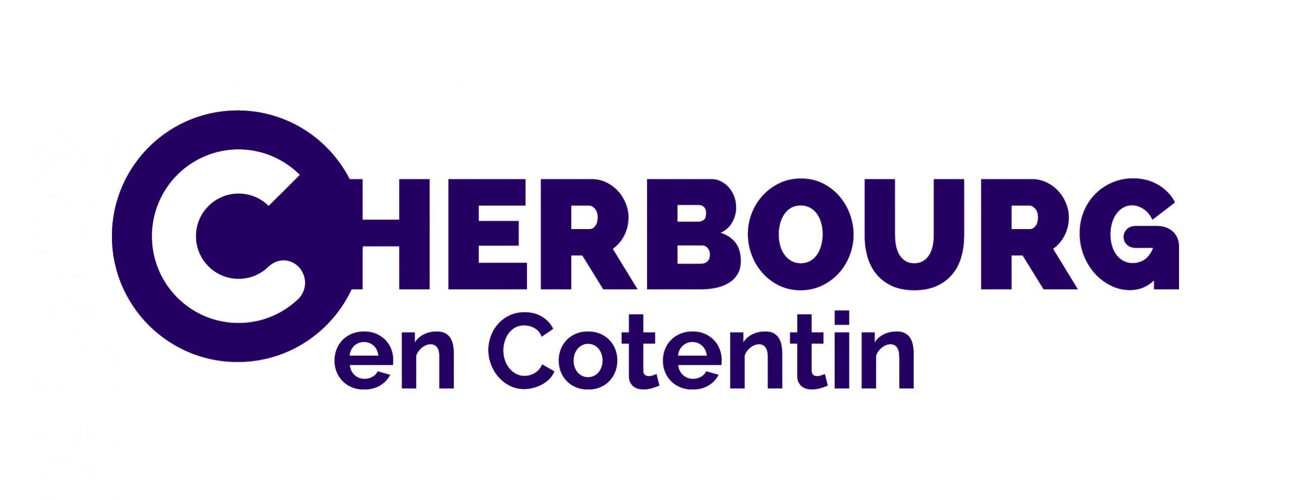 Logo Cherbourg en cotentin