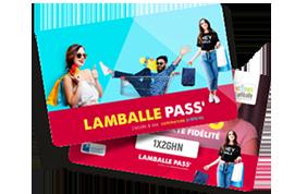Carte de fidélité Lamballe